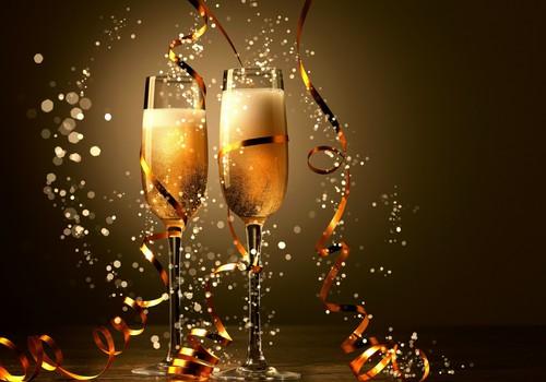 Laimīgu Jauno gadu jums visiem!