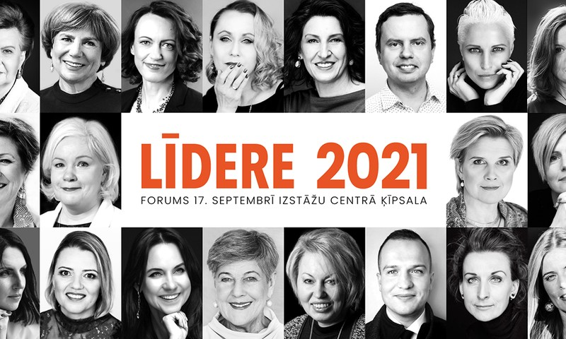 """Šonedēļ norisināsies vērienīgākais pasākums Latvijas sievietēm """"Forums LĪDERE"""""""