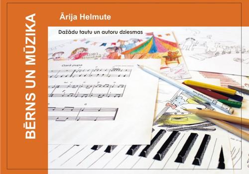Nošu grāmatiņa Bērns un Mūzika!