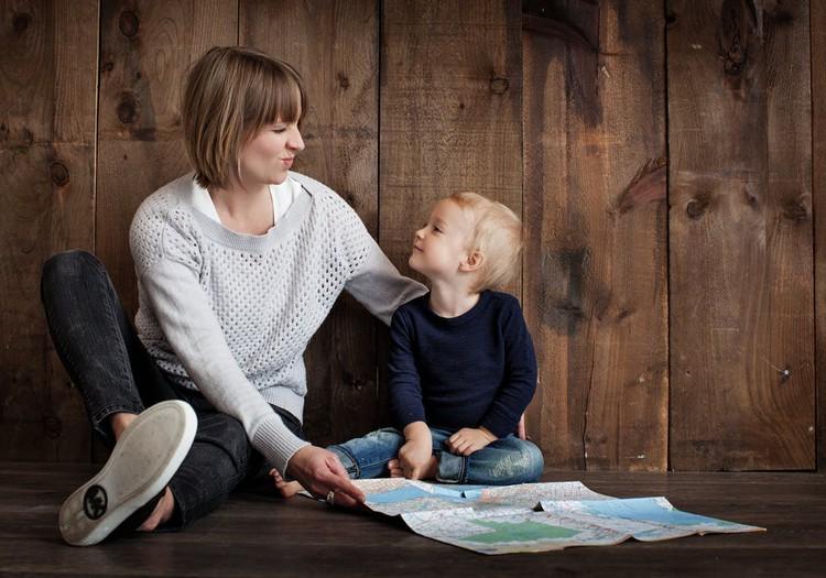 Kā atbildēt uz bērnu jautājumiem?