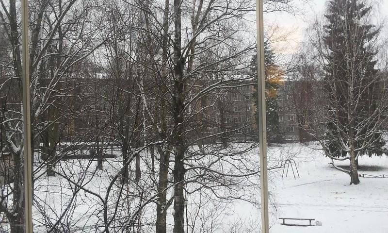 Vai jau ziema?