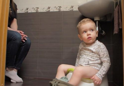 Bērnam pašam ir jāizrāda interese par podiņu. Vecāki to bērnam nedrīkst uzspiest