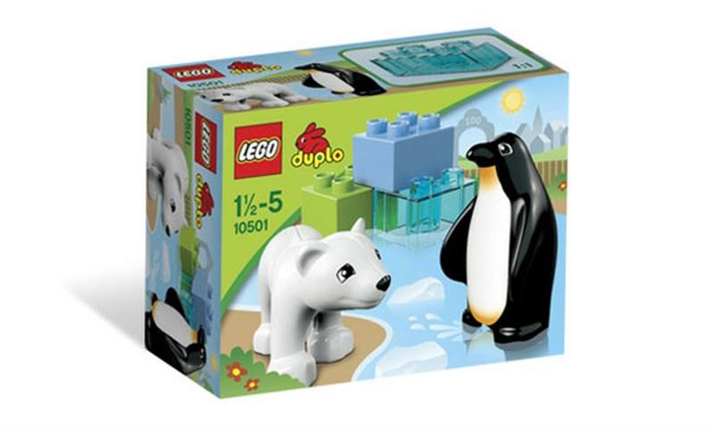 Lego Duplo arī mūsu mājās.