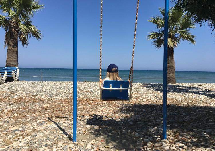Braucam ar bērniem uz Kipru: Lidojums un pirmie iespaidi
