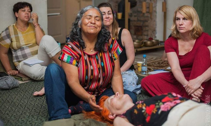 Populārās meksikāņu vecmātes Anhelinas Martinezas Mirandas otrā viesošanās Latvijā