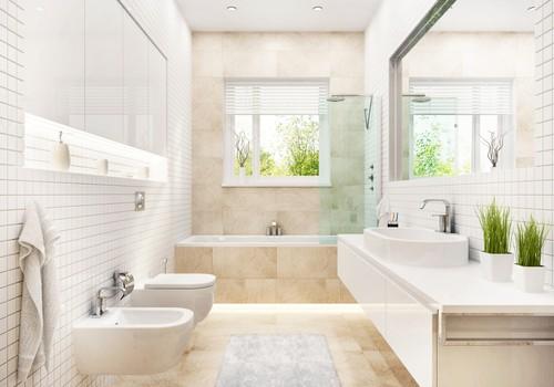 Vannas istabas interjera izaicinājumi: kā pieņemt pareizos lēmumus