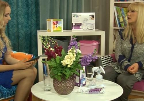 ONLINE TV video uzzini visu par piena bankas izveidi+ bonusā māmiņas pieredze!