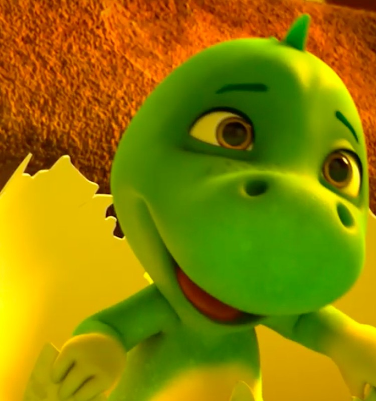 """KONKURSS: Laimē ielūgumus uz animācijas filmu par pūķīti - """"Tabaluga"""""""
