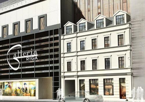 Piektdien tiks atvērta Galleria Riga- vieta, kur notiks Lielā Rīgas ratiņu parāde!