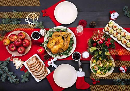 """Cieni ēdienu jeb """"nē"""" ēdiena izšķērdēšanai šajos Ziemassvētkos"""
