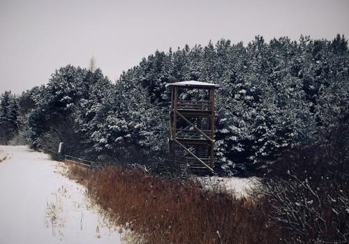 Ceļojam ziemā- Sātiņu dīķi un skatu tornis