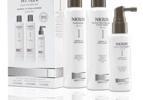 Nioxin matu kopšanas līdzekļu komplektu laimējusi..
