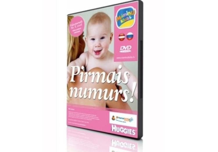 Mazuļa hendlings DVD