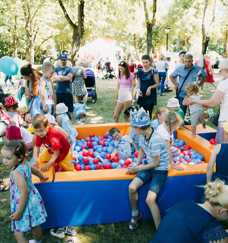 Māmiņu kluba Vasaras festivāla 2019 PROGRAMMA