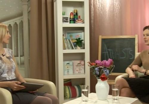 ONLINE TV videosarunas ieraksts vecākiem par bērniem un skolu