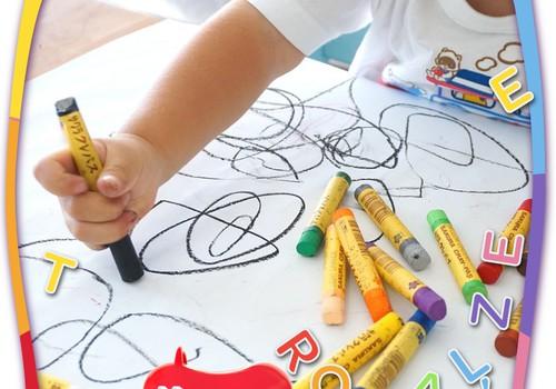 FACEBOOK KONKURSS: Parādi sava mazuļa glezniņu!