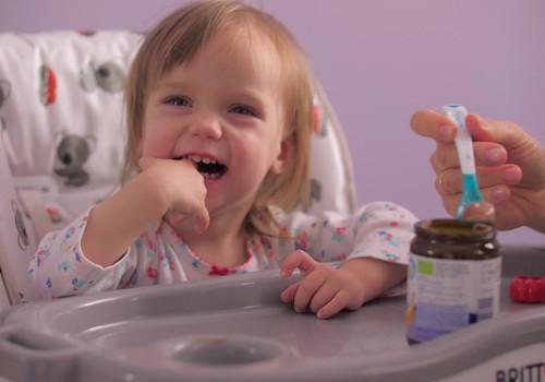 Bērniņš maz ēd. Ko darīt?