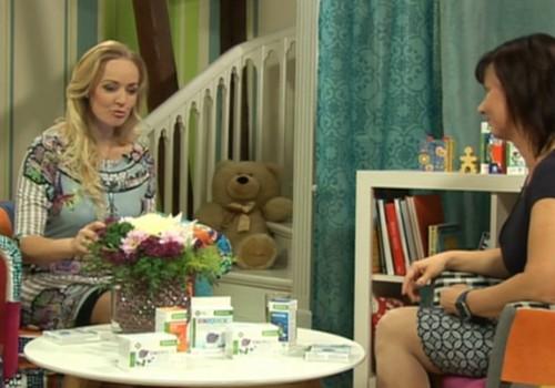 Kā stiprināt bērna imunitāti rudenī? ONLINE TV videosaruna