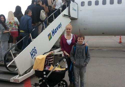 Superbēbītes māmiņas blogs: Ceļojums - 2.daļa- lidojums!