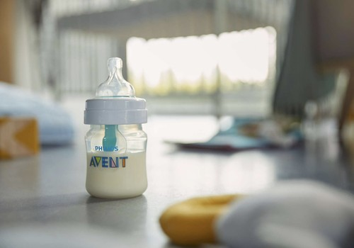 Philips Avent pretkoliku pudelīte ar AirFree vārstu: Produktu tests bēbīšiem