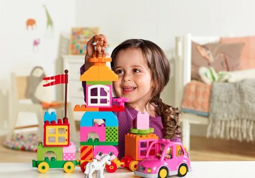 No pusotrgadnieka līdz pirmklasniekam: 3 dienu semināri kopā ar LEGO DUPLO