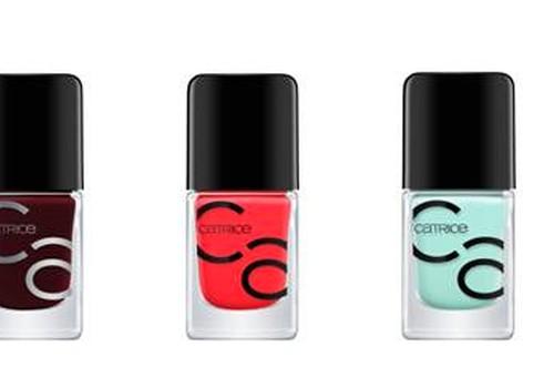 Jauna ikona Catrice piedāvājumā- ICO Nails nagu lakas