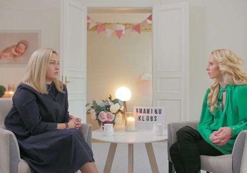 Māmiņu Kluba TV raidījuma lielajā intervijā 26.aprīlī - Mrs. Paula Roze
