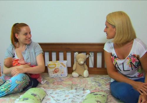 VIDEO: Vecmāte dodas vizītē uz mājām pie māmiņas Innas