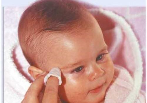 Mazuļa āda ir ļoti jutīga un tai nepieciešama īpaša kopšana..