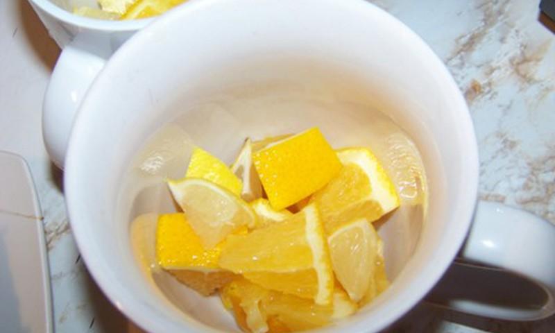 Ziemīgs dzēriens - augļu tēja