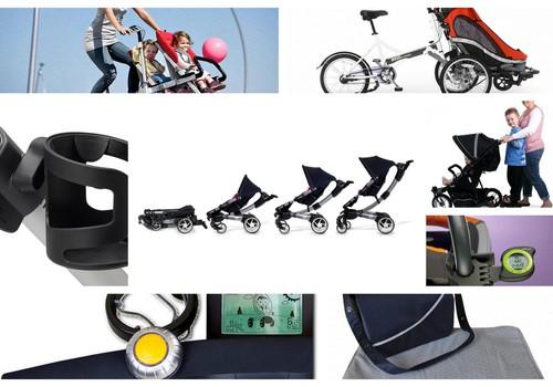 Kreatīvi, praktiski, mūsdienīgi: Ratiņi - gadžeti un gadžeti uz ratiņiem