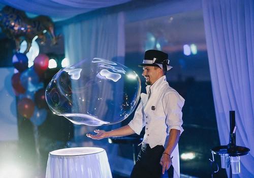 Burbuļu šovs 24.novembra Māmiņu kongresā!