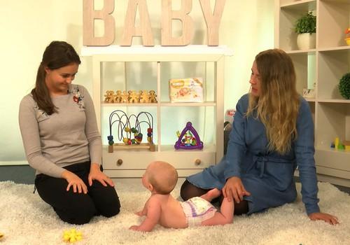 Kad mans mazais sāks sēdēt? Fizioterapeita VIDEOieteikumi PAR un PRET sēdināšanu