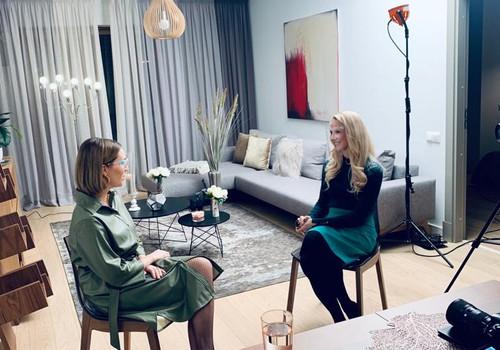 7.februāra TV raidījuma lielajā intervijā - Marta Grigale