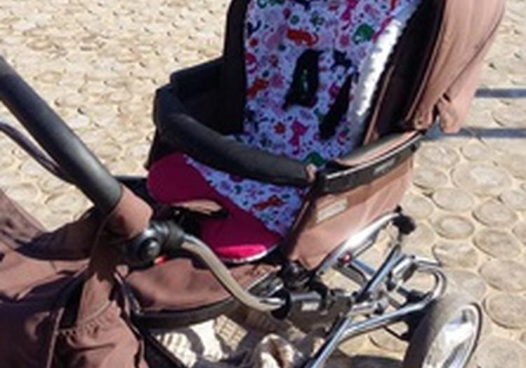 Krāsainiem ratiņiem un ērtai braukšanai vasarā
