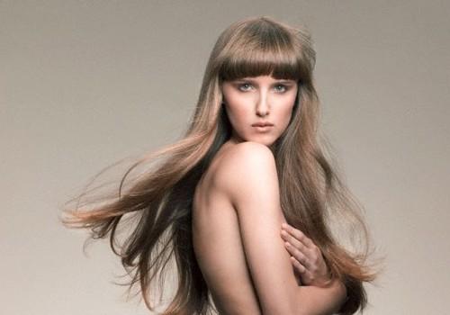 Kā pareizi kopt tumšus matus?