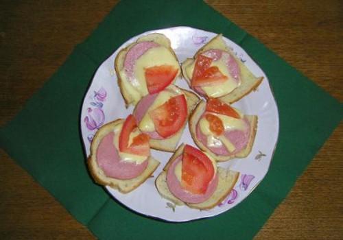 Karstās brokastu maizītes visai ģimenei