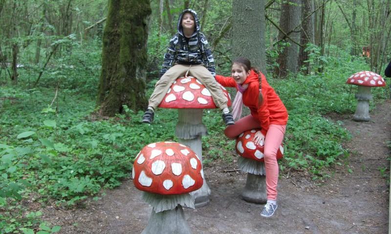 Tērvetes dabas parks – ar vienu dienu par maz!