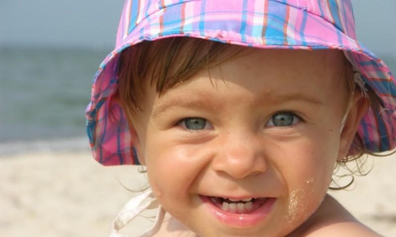 Pārsauļots bērns nav veselīgs bērns
