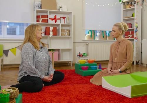 Māmiņu Kluba TV raidījuma 19.janvāra lielajā intervijā - fizioterapeite Klaudija Hēla