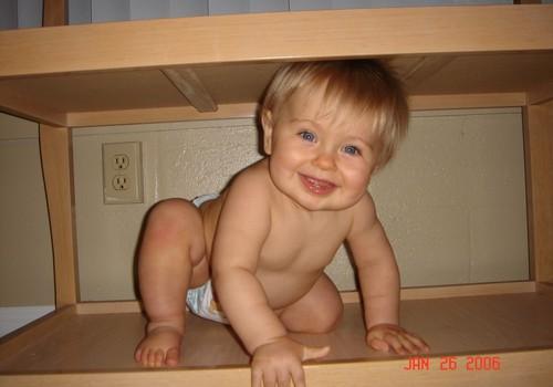 Bērna prasmes 9 mēnešos nosaka uzvedību nākotnē