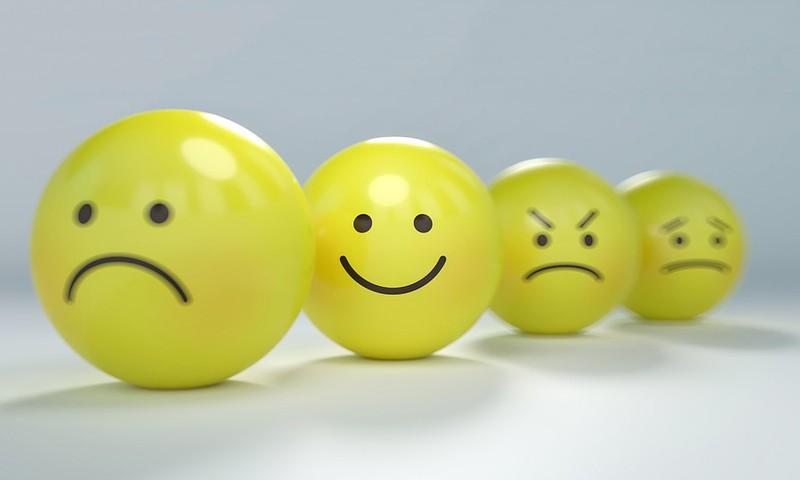 Kāpēc emociju izpaušana palīdz