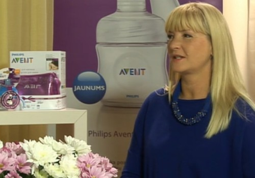 ONLINE TV videosaruna: pareizi krūts zīdīšanas priekšnoteikumi kopā ar AVENT