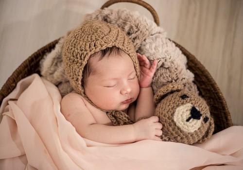 Tiekam pie mazuļa: Dainas stāsts