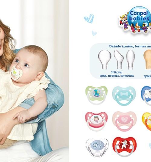 Piesakies Canpol Babies māneklīšu testēšanai