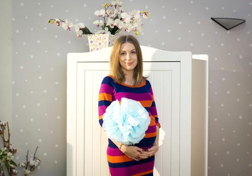 Viena no dzemdību stāstu autorēm laimējusi burvīgu dāvanu savam mazulim. Apsveicam!
