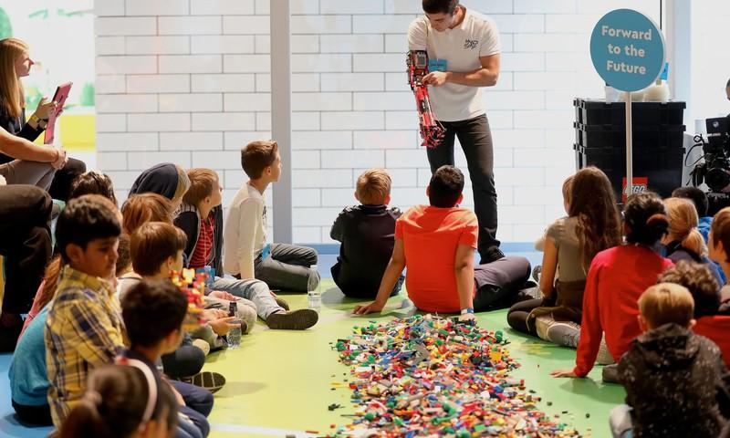 LEGO® - kā tas viss sākās