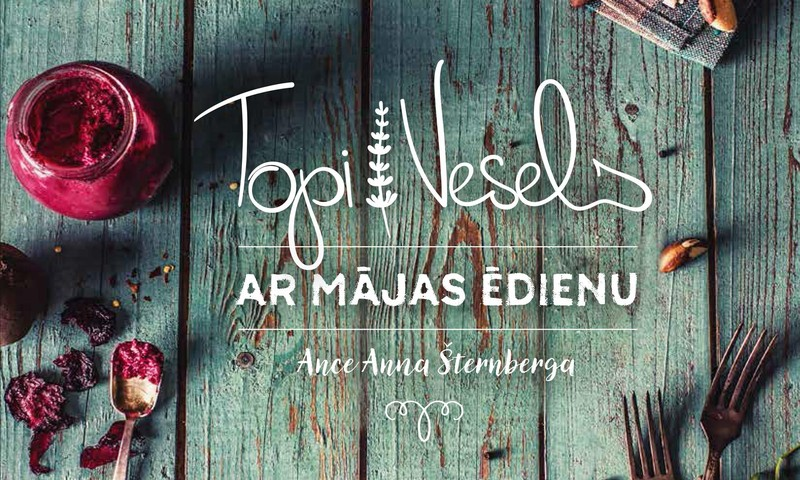 """Ance Anna Šternberga turpina iedvesmot, izdodot jau trešo grāmatu """"Topi Vesels"""" sērijā"""