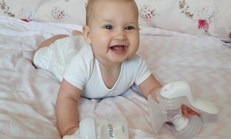 Philips Avent pumpīts Jūsu mazulim