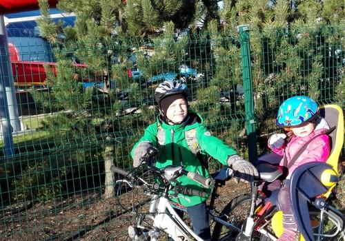 Jūrmala-Rīga ar velosipēdiem